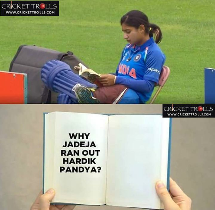 Secret behind Mithali Raj's book reading #JustForFun For more cricket fun click: http://ift.tt/2gY9BIZ - http://ift.tt/1ZZ3e4d