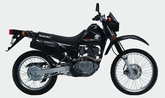 Suzuki Motos | DR-200SE (E28)