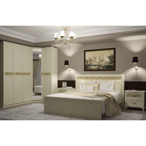 Комплект мебели для спальни Заречье Ливадия К1