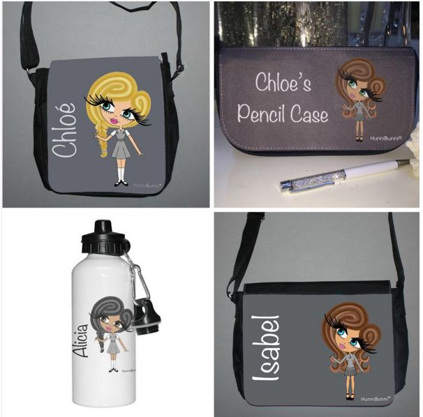 Personalised products at www.hunnibunniboutique.co.uk