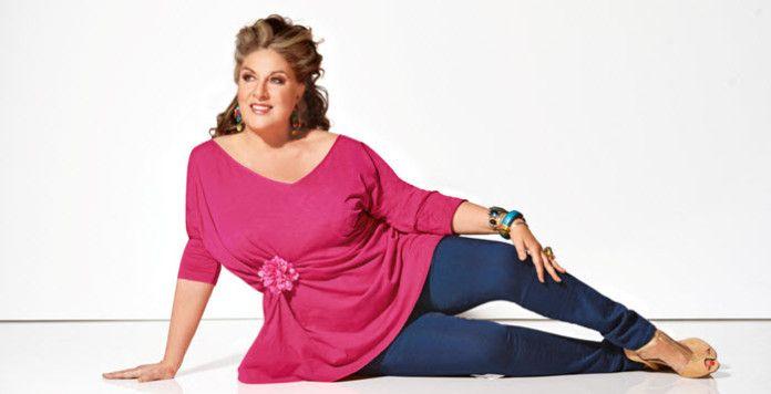 Marianne James ne veut pas maigrir comme d'autres l'on fait