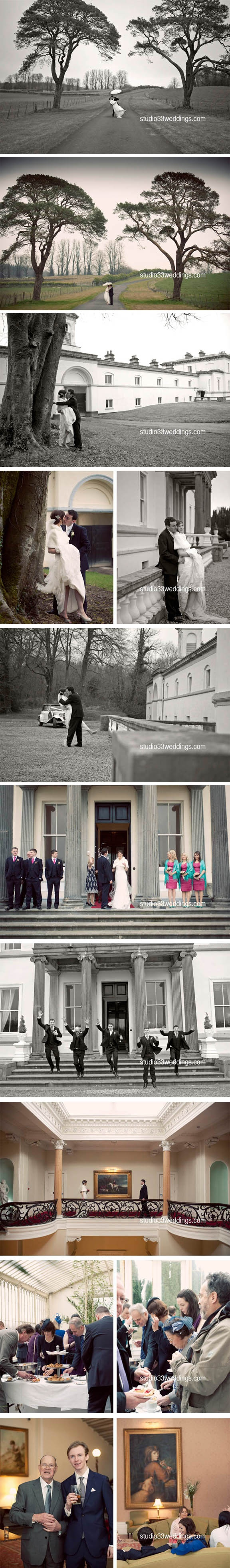 #Middleton Park House wedding by studio33weddings.com