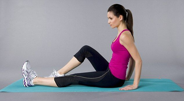 How to get rid of cellulite: Thin thighs in 30 days exercise tips | Mail Online