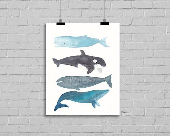 whale print company case essay Chemical company evonik, like many other chemical companies, saw the opportunity there is in 3d printing and began manufacturing materials for the technology along with its other products a while.