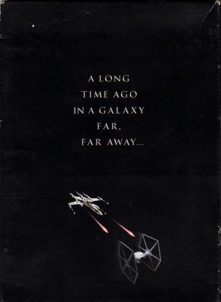 Star Wars Trilogy - New Hope / Empire / Jedi (4 DVD Box Set / George Lucas)