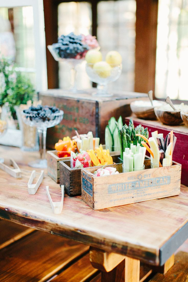 16 DIY Food and Drink Stations for Your Next Party ...