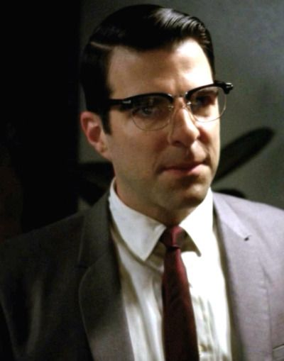 zachary quinto dr thredson - photo #24