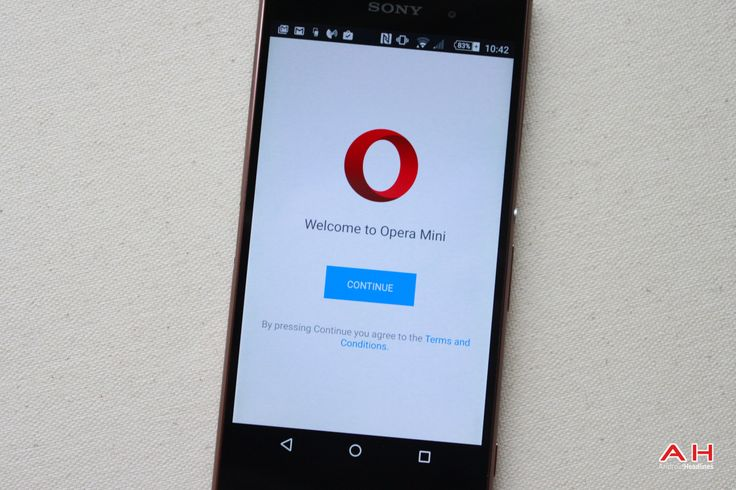 More Languages & Features Come To Opera Mini In New Update #Android #CES2016 #Google
