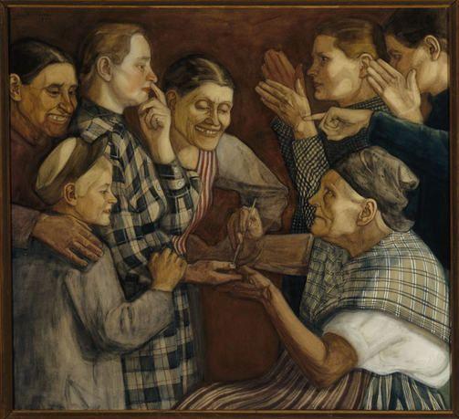 Juho Rissanen: Povarissa (1899)