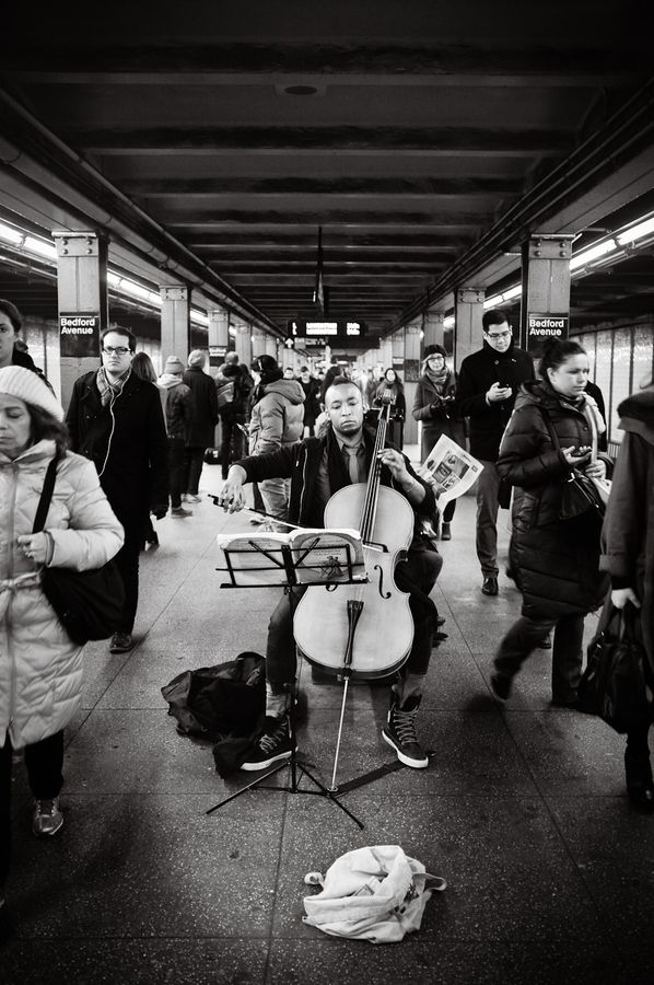Will O'Hare's great Street Photography!
