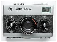 Rollei 35s - early 80's, had one of these.