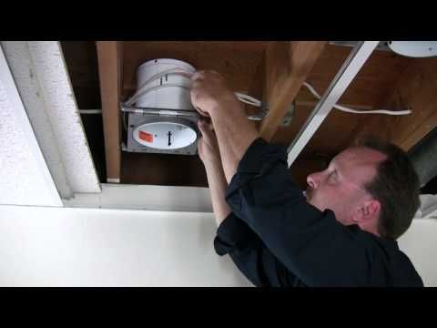 How to install recessed lighting in a drop ceiling