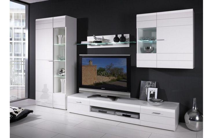 Meuble de salon complet meuble salon meuble et canape for Meuble de salon complet
