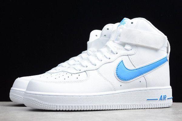2019 Nike Air Force 1 High '07 3 Photo