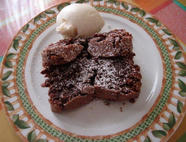 Make My Day! ΦΤΙΑΞΕ ΜΟΥ ΤΗ ΜΕΡΑ!: Υγρό κέικ σοκολάτας