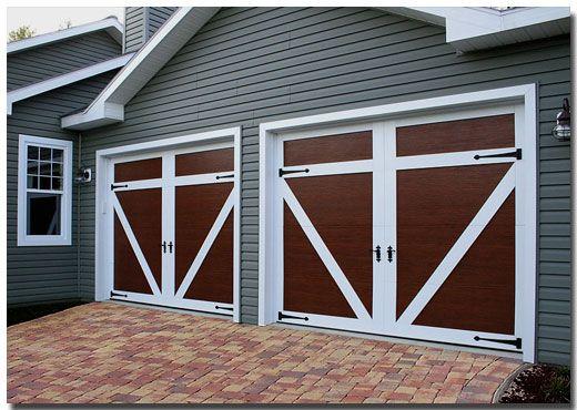 27 best Porte de garage images on Pinterest | Garages, Gardens and DIY