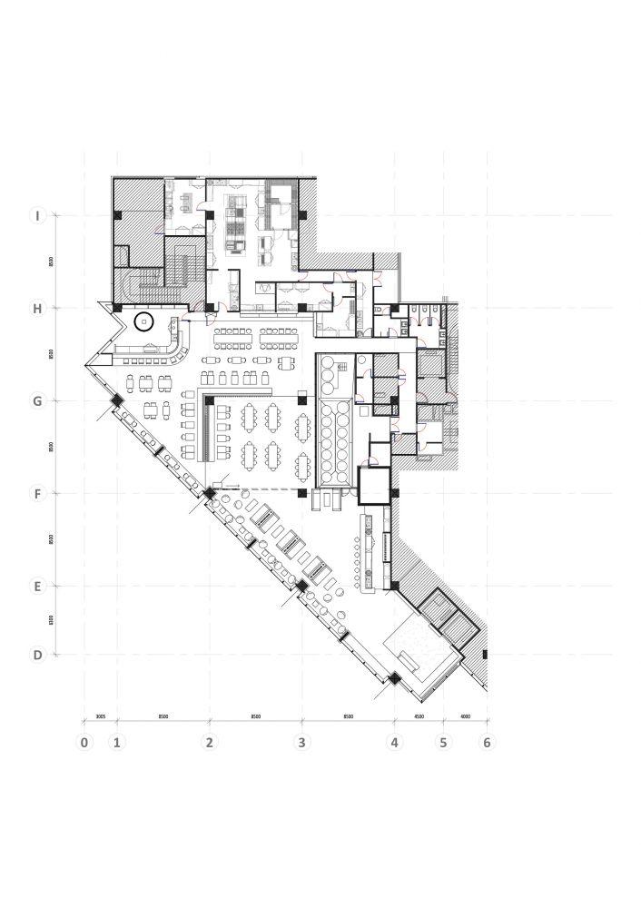 56 Best Restaurant Plans Furniture Images On Pinterest Floor Plans Restaurant Floor Plan And