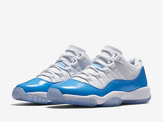 "Air Jordan 11 Low ""Columbia"""