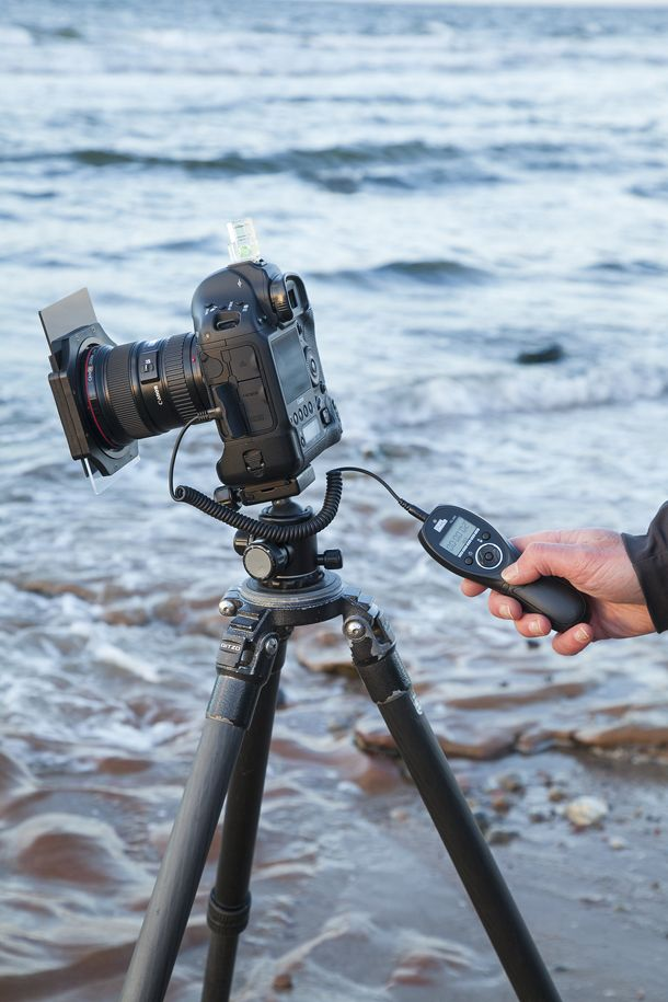 How to set up your camera for long exposure photography