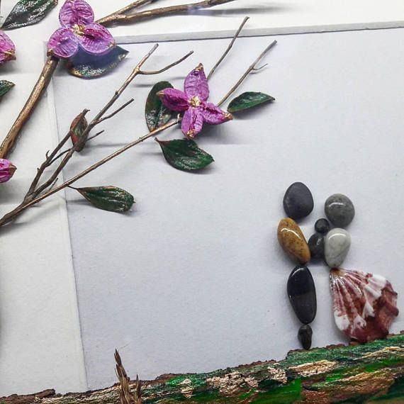 https://www.etsy.com/listing/584869283/family-frame-pebble-art-persinalised #fdvafiadi