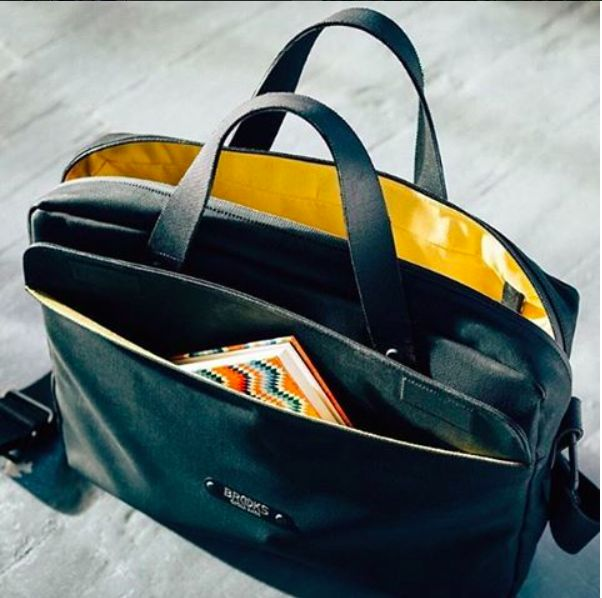 The Lexington briefcase marries style with practicality #MetropolitanDetours