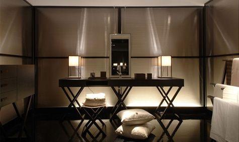 Armani Casa style bathroom