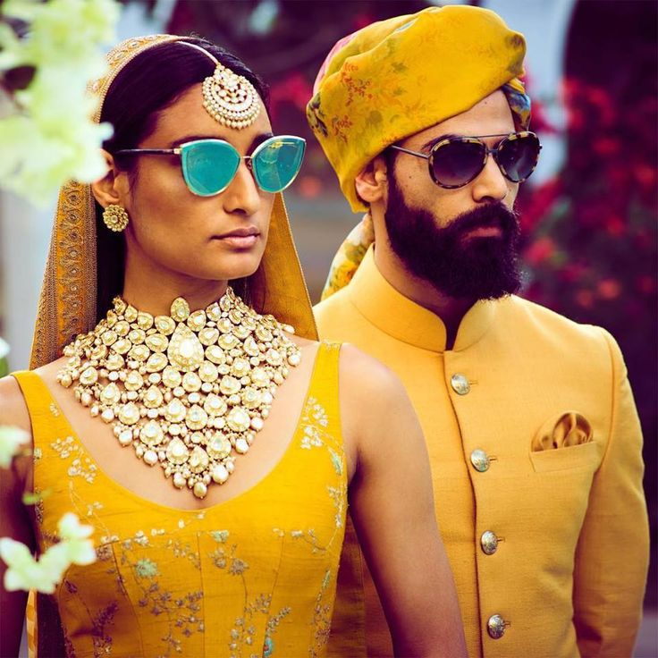 Beautiful antique Indian bridal jewellery by Sabyasachi spring summer 2018 collection #Frugal2Fab
