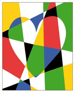 Abstract Art Anleitung - Farbe-an-sich-Kontrast