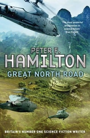 book cover of     Great North Road     by    Peter F Hamilton