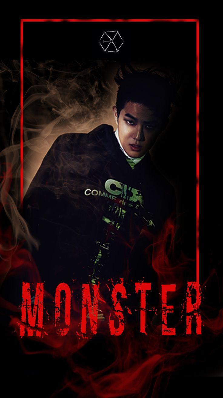 #EXO #Monster #Suho #EXOGrandComeback #EX'ACT