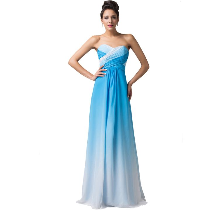 Cheap dress grace, Buy Quality dresses evening party directly from China dresses for engagement party Suppliers:     Sky Blue Green Red Chiffon Cheap Bridesmaid Dresses under 50 Vintage Long bridesmaids dress for Mother of the Bride