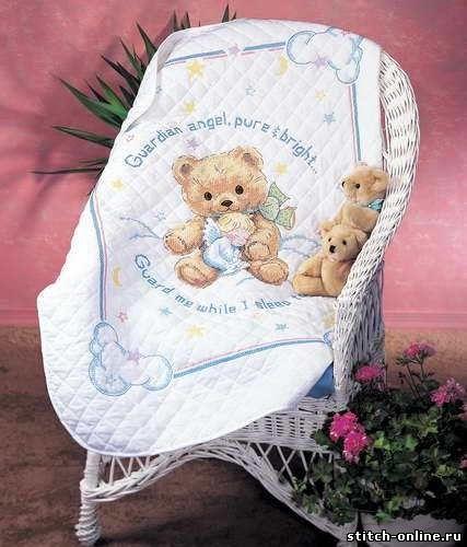 Детские одеяла (печатный