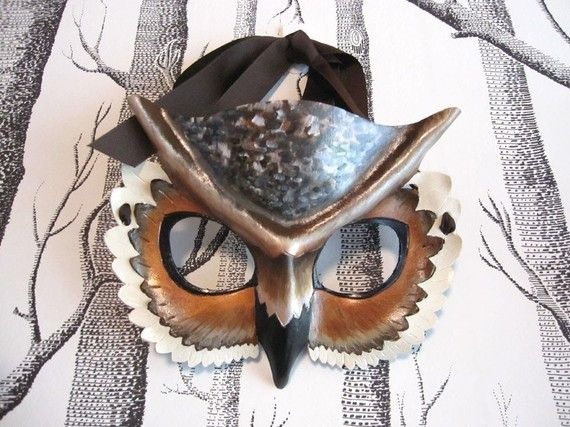 owl for Halloween?
