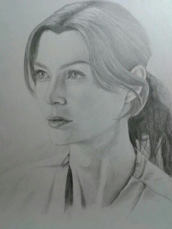 Drawing Lines Grey S Anatomy : Best images about realistic art on pinterest dean