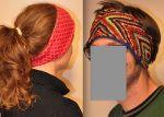 Tutorial: Sy ett pannband i vuxenstorlek | Klippertill