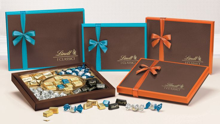 Lindt - I Classici on Behance