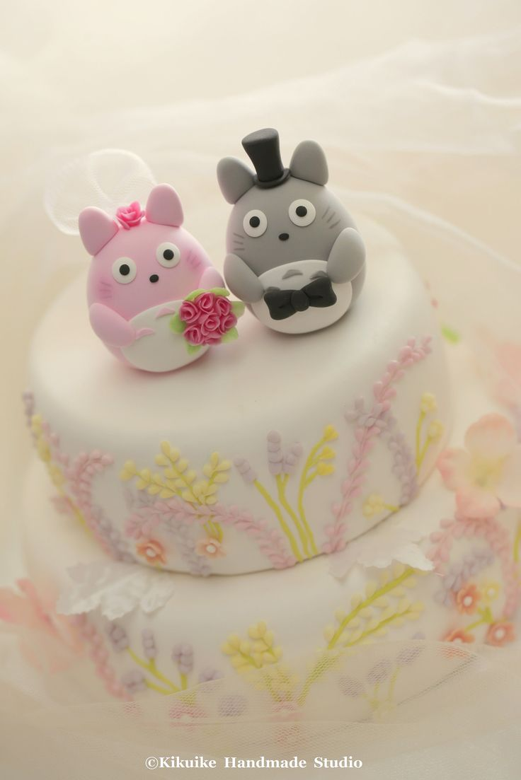 18 best Wedding cake topper images on Pinterest   Cake wedding ...