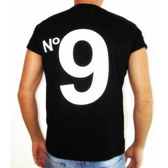 Coco No9 Men Black T-shirt