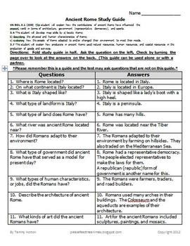 Study Guide on Romans - The Bible For You