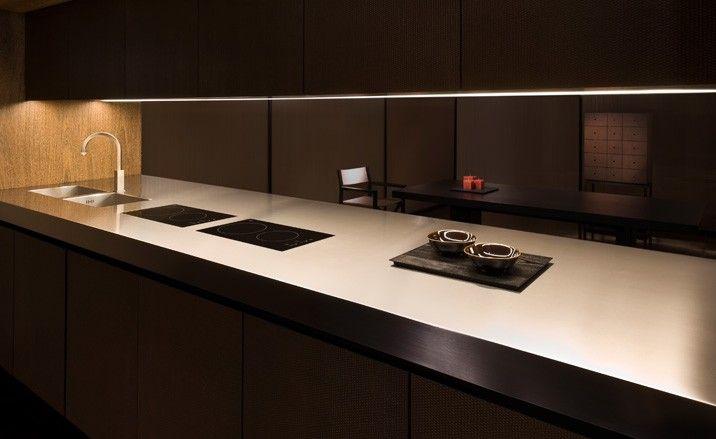 Armani Casa kitchen |