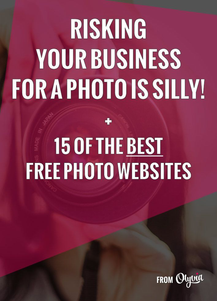 Grabbing pretty but copyrighted images for your next blog post can cost you your business. Here are the best websites for beautiful, legal, AND free photos.