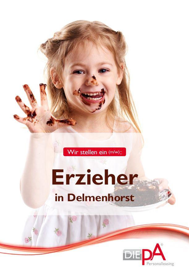 Wir suchen Erzieher (m/w) in Delmenhorst. Bewerbung an oxana.brug@die-pa.de oder über das Formular auf unserer Website:  #Erzieher #Jobsuche #Delmenhorst
