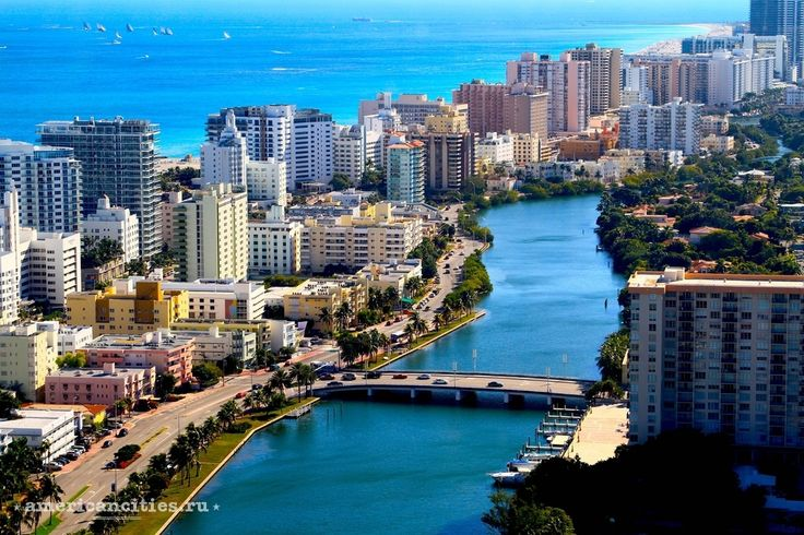Майами (Флорида) - Города США - Достопримечательности, информация, фото