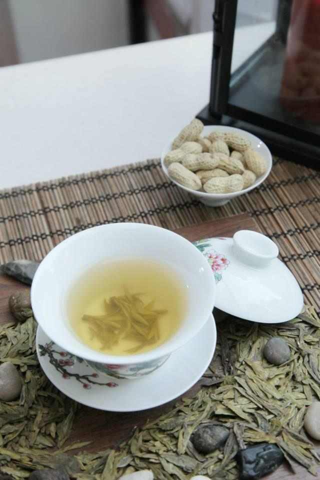 If you are cold, tea will warm you!  #hangzhou #china #tea #longjing tea #dragon well tea #travel #explore #discover #quotes