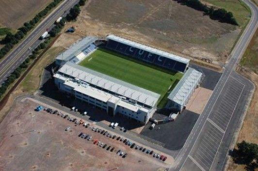 Weston Homes Community Stadium - Aerial - Colchester United FC