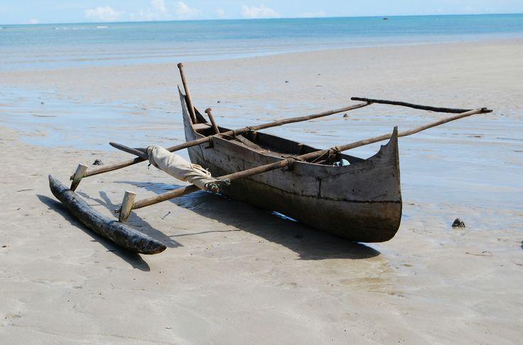 tipica imbarcazione di pescatori