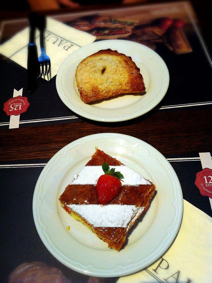 Paul cake! ❤ #sweet