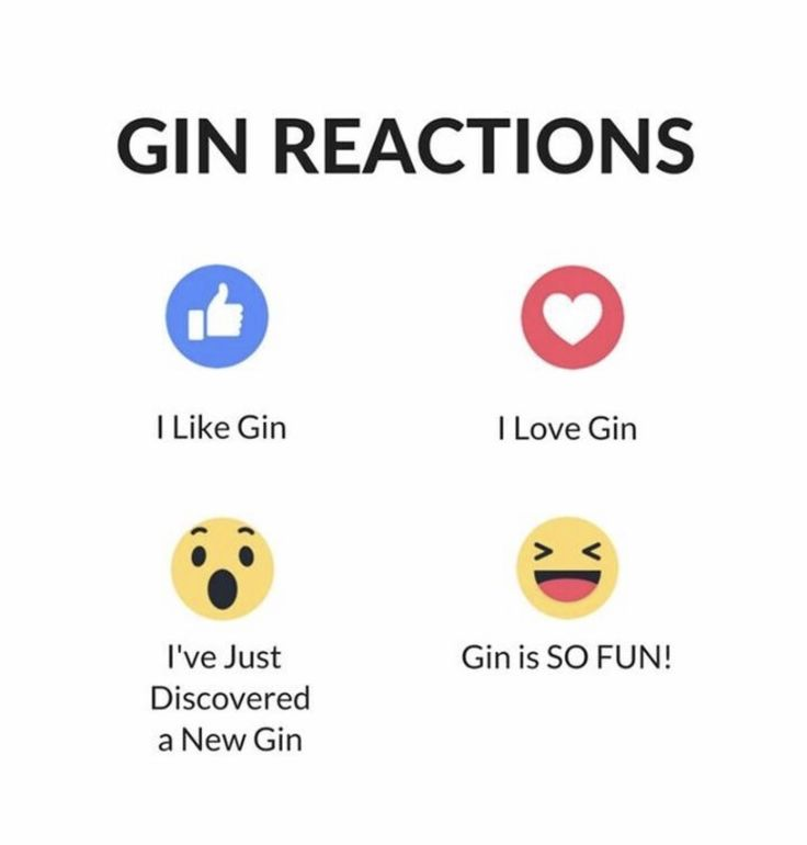 Wouldn't it be great if we had bespoke gin buttons on Facebook?