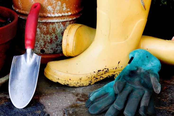 Ah, 'tis the season to be out in the yard, planting and pruning. And the last thing you want to deal with is a corroded pair of shears or trowel.