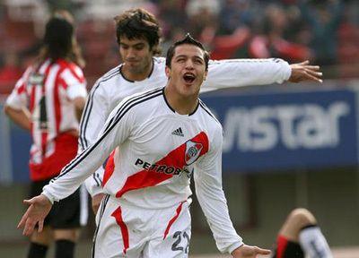 Alexis Sánchez, River Plate